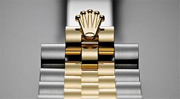 Rolex bei Juwelier Michels
